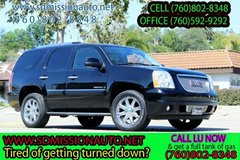 2012 GMC Yukon Denali Ask for Louis (760) 802-8348 in Camp Pendleton, California