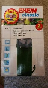 Eheim Classic 2213 External Fish Tank Filter *New In Box - Never Previ in Naperville, Illinois