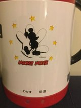 disney japan electric kettle nib opened japanese mickey mouse 2007 by  zojirushi in Okinawa, Japan