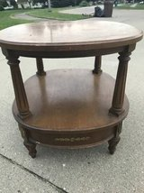 Antique Bassett End Table in Sandwich, Illinois