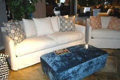 Caitlyn Flax Sofa in Beaufort, South Carolina