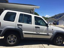 2006 Jeep Liberty in Schofield Barracks, Hawaii