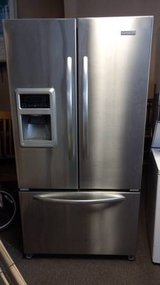KitchenAid stainless steel refrigerator in Beaufort, South Carolina