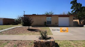 Reduced Beautiful 3 Bedroom NE Home in Fort Bliss, Texas
