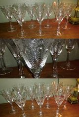 Depression Glass Wine Glasses in Orland Park, Illinois