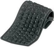 Roll-up, Waterproof Keyboard - NEW - Perfect for Travel in Fort Belvoir, Virginia