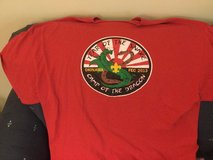 Boy Scout Okinawa  t- shirt  camp of the dragon 2013  size 2xl in Okinawa, Japan
