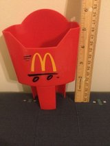 japan mcdonalds french fry holder for car cup holder in Okinawa, Japan
