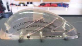 National 575 Commercial Carpet Seam Cutter in Morris, Illinois