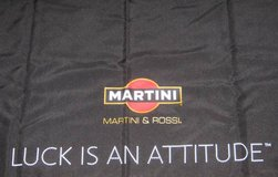TABLECLOTH - MARTINI AND ROSSI - NEW in Bartlett, Illinois