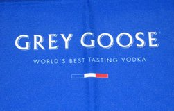 TABLECLOTH - GREY GOOSE VODKA - NEW in Bartlett, Illinois