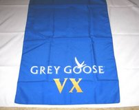 TABLECLOTH - GREY GOOSE VX - NEW in Naperville, Illinois