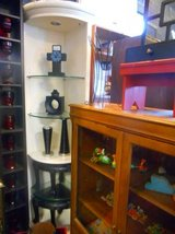 Eye Catching Corner Cabinet in Elgin, Illinois