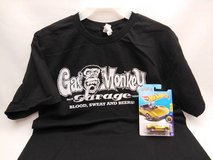 Fast n Loud Gas Monkey Garage 1968 Corvette Hot Wheels and T Shirt in Naperville, Illinois