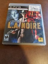 L.A. Noire (Sony PlayStation 3, 2011) in Clarksville, Tennessee