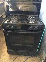 Black Stove in Nellis AFB, Nevada