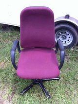 Desk Chair - Excellent condition in Montezuma, Georgia