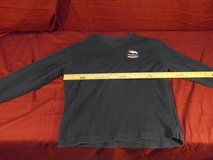 vintage denver broncos super bowl xxxii nfl football l crewneck sweater nm 13190 in Fort Carson, Colorado