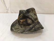 mens realtree hardwoods cotton polyester xl camo hunting cowboy style hat cap  00874 in Fort Carson, Colorado