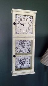 Updated Clock with Shelf in Lockport, Illinois
