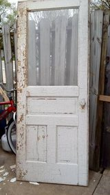 Old Exterior Door in Orland Park, Illinois