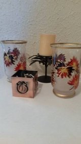 Fall decor new to like new condition in Oceanside, California