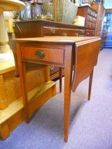 Traditional Drop End Table in Elgin, Illinois