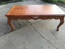 Solid Pine Coffee Table in Sandwich, Illinois