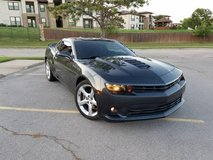 Take over my payments-2014 Chevrolet 2SS Camaro in excellent condition in Lawton, Oklahoma