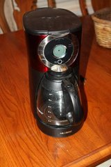 Mr. Coffee 12-Cup Programmable Coffee Maker, BVMC-EJX36WM in Spring, Texas