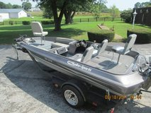 17 ft. Hydrosport Boat-REDUCED!! in Fort Campbell, Kentucky