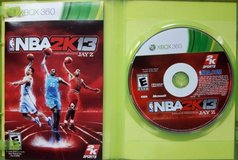 XBOX 360 Sports Games Bundle (4 Games) in Fort Campbell, Kentucky