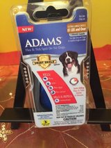 adams flea & tick spot on for dogs / puppies over 81 pounds 1 month supply in Morris, Illinois