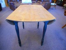 Rustic Drop Leaf Table in Elgin, Illinois