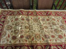 Rug runner Lyndhurst Ivory/Red 3 ft. 3 in. x 5 ft. 3 in. Area Rug in New Lenox, Illinois