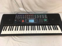 optimus concertmate 980 electronic black 61 key 100 tones keyboard synthesizer  01182 in Huntington Beach, California