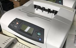 HP Laserjet 4300 with New Toner in Plainfield, Illinois