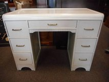 Pretty Painted White Desk in St. Charles, Illinois