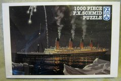 TITANIC PUZZLE NEW IN BOX in Elgin, Illinois