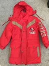 SF 49ers Youth Coat in Travis AFB, California