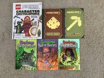 Kids Books-Lego, Minecraft and Goosebumps in Travis AFB, California