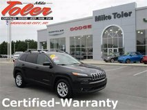 2015 Jeep Cherokee Latitude-Certified-Warranty- (Stk#p2054a) in Cherry Point, North Carolina