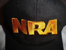 NRA/ national rifle association cap in Spring, Texas