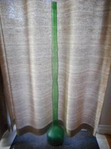 "Decorative Italian Wine Bottle Green 44"" Tall Vintage in San Diego, California"