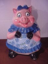 "Painted Carnival Chalkware Bank Pig  21"" inches Tall Vintage 30's in San Diego, California"