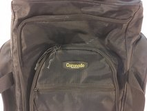 coronado black 29 x 10 x 12 rolling wheeled collapsible handle travel luggage  01122 in Fort Carson, Colorado