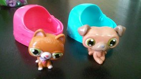 LITTLEST PET SHOP 2007 CAKE TOPPERS in Oswego, Illinois