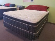 "BRAND NEW🌟🌟 16"" THICK Queen ""Amesbury"" Pillowtop Mattress in Chicago, Illinois"