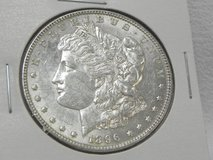 1896 morgan silver dollar in Camp Lejeune, North Carolina