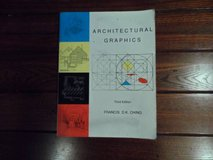Architectural Graphics Text Book in Schaumburg, Illinois